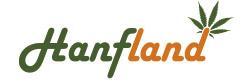 Hanfland GmbH | Wir ♥ Hanf Logo