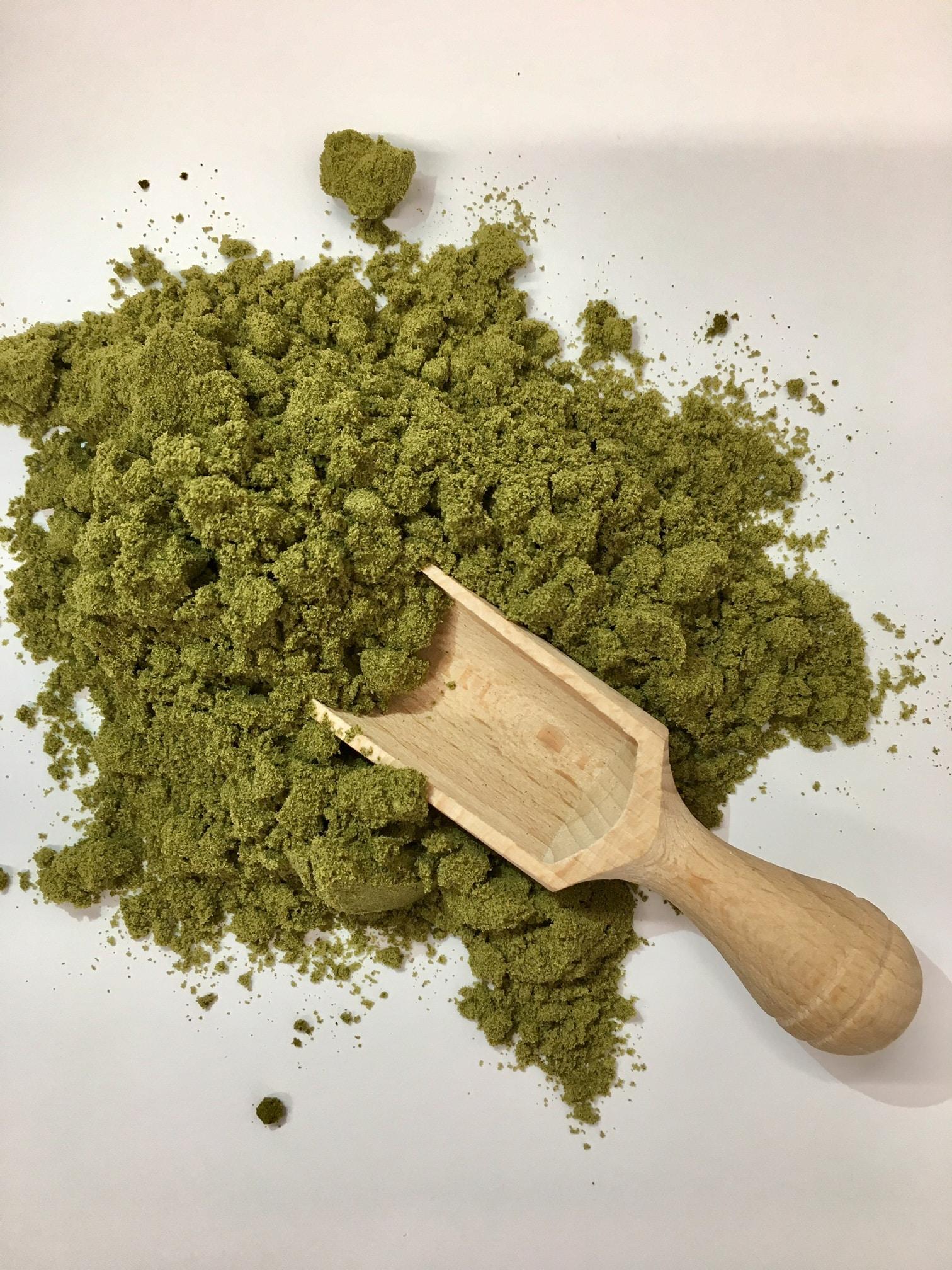 Bio Hanfprotein 50% vegan Protein von Premium Hanf aus Oesterreich von Hanfland lose